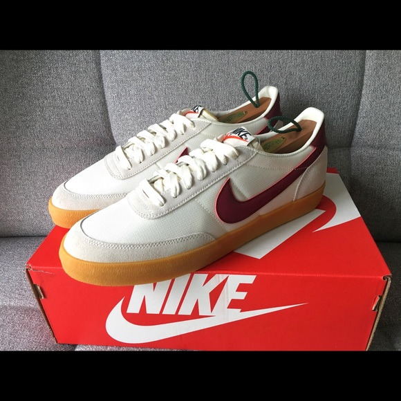 cheap for discount 293d2 847d5 Nike Killshot Vulc Burgundy Brand New in Box